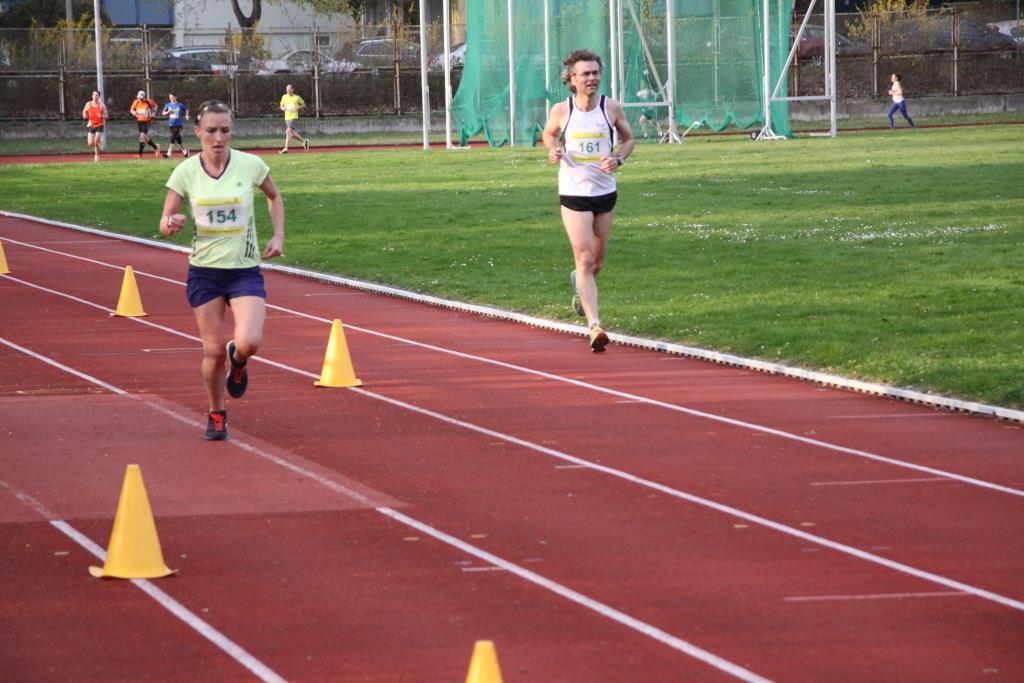 5000 Meter Lauf Zeiten